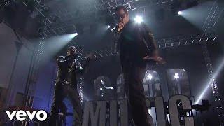 Kanye West ft. Jay - H.A.M.  (live)