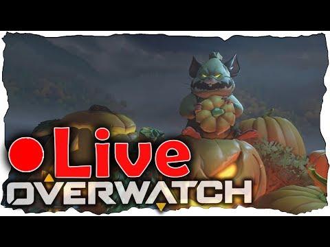 Live: Overwatch  (deutsch)  | schlechtes Gameplay ^-^ |