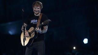 النجم Ed Sheeran يحقق أسرع مبيعات لألبوم منفرد |