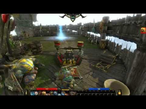 Видео-превью (альфа-версия) к игре