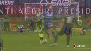 Highlights AC Milan-Sassuolo 2nd October 2016 Serie A