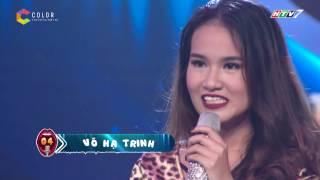 Giọng ải giọng ai   tập 17: Em gái Võ Hạ Trâm khiến hai đội chơi luyến tiếc