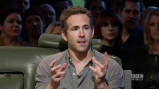 "Ryan Reynolds: ""I'm a Horrible Driver"" (TOP GEAR)"