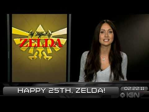 Nintendo 3DS Launch Titles &amp; Kinect for PC? - IGN Daily Fix, 2.22