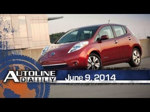EV & Plug-In Hybrid Sales Surge - Autoline Daily 1393
