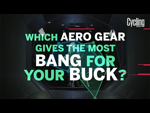 Which aero gear gives you the most bang for your buck?