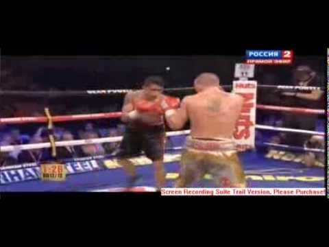 Paul Butler Vs Miguel Gonzalez Full Highlights 21.09.2013