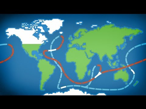 The Global Conveyer Belt & Climate Change