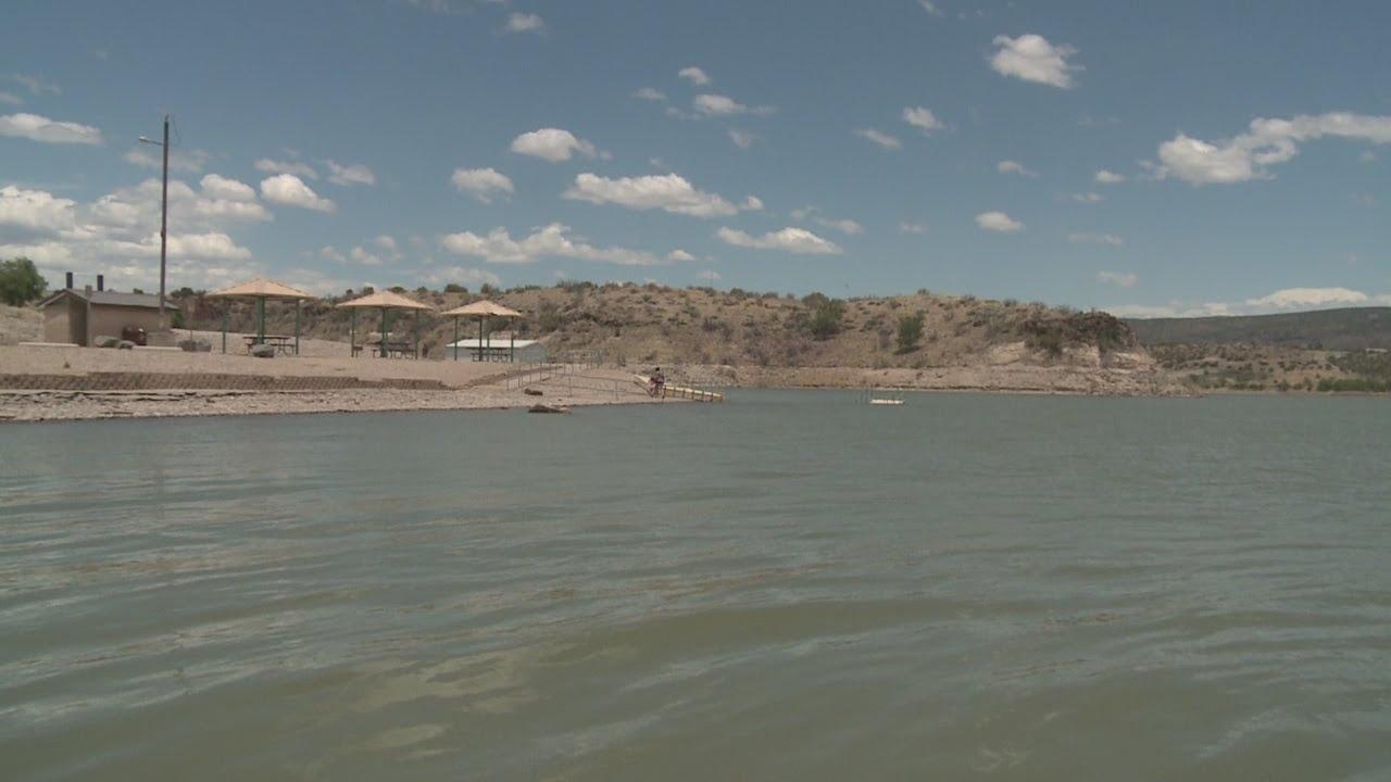 Cochiti Lake Swim Beach Closed For Memorial Day Youtube