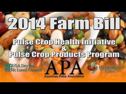 American Pulse Association and the 2014 Farm Bill