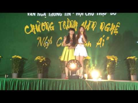 Khởi My - Gửi Cho Anh (Song Ca vs em gái Ái Vy)