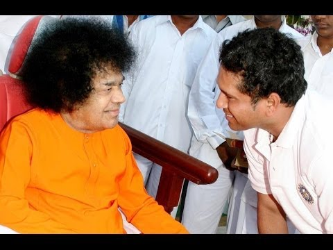 Famous Sports Personalities Shares His  Divine Experience on Bhagawan Sri  Sathya Sai Baba (HD)