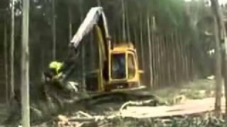 Ağaç Kesme ve Budama Makinası