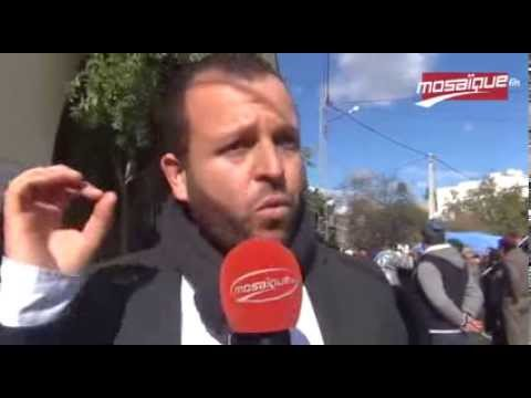 image vidéo رشيد عمار وأحمد شابير وسمير الوافي  أمام القضاء العسكري