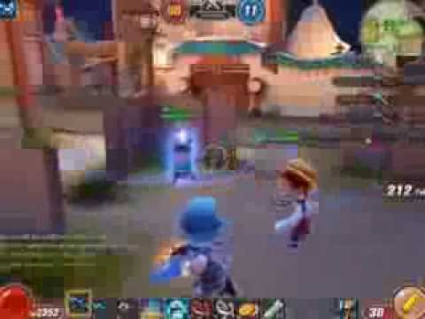 Speed Hack Avatar Star Sea Part 5