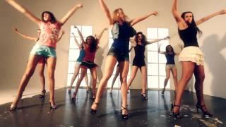 Destiny's Child || Bills Bills Bills || High Heels || Choreography MARIA IVANOVA