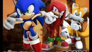 Sonic Heroes We Can (Team Sonic Theme Song)