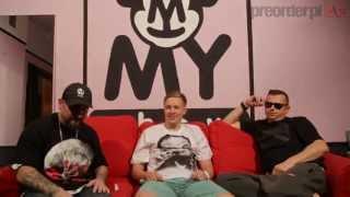 Borixon i Liroy w PreorderTV x MyShow