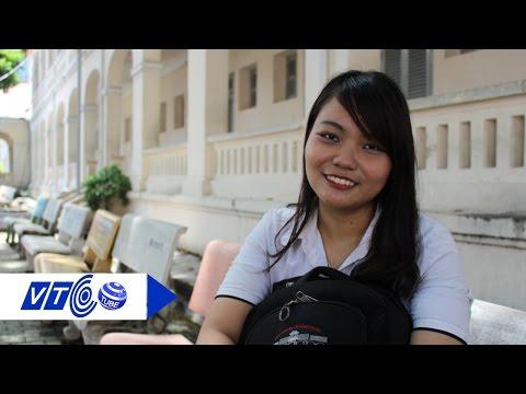 Cô gái nhận học bổng 7 tỉ 'trên đường' xuất ngoại   VTC