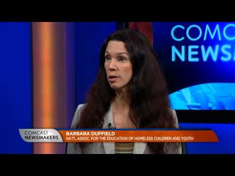 Barbara Duffield on Education for Homeless Youths