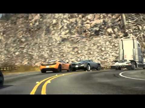 Hoạt hình đua xe 3D