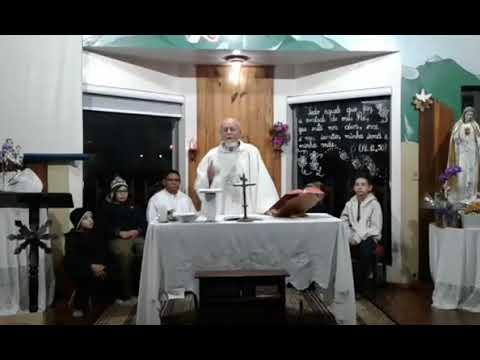 Santa Missa | 16.07.2020 | Quinta-feira | Padre José Sometti | ANSPAZ