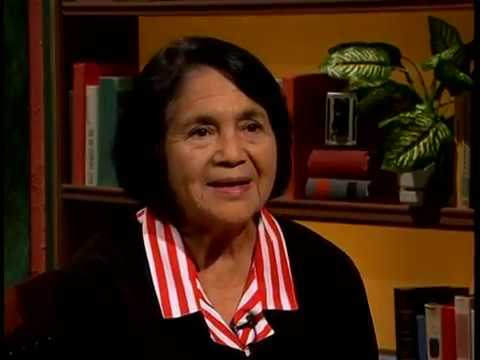 I Remember | Program | #1014 -- Dolores Huerta