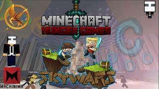 Minecraft PE 0.10.5 Como Entrar En Los Juegos Del Hambre