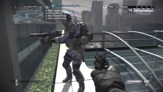 Out Of Map Stormfront Glitch CoD Ghosts Glitches!