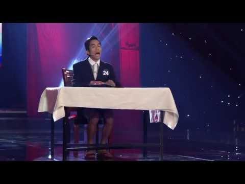 Cười Xuyên Việt - Tập 2 (17/4/2015): Dương Thanh Vàng