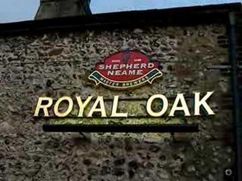 Historic village of River near Dover Kent