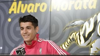 Junior Members meet Morata