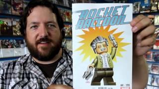 Rocket Raccoon #1, Legendary Star Lord #1, Deadpool vs. X-Force #1, more! Unboxing Wednesdays 192