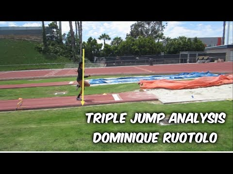 Triple Jump Analysis Dominique Ruotolo