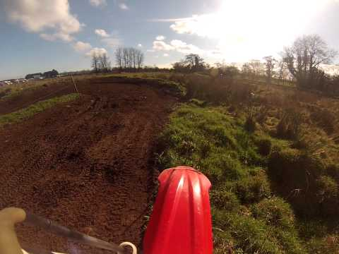 J&R Motocross Nutts Corner - CRF450 - 24/02/2013