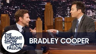 Bradley Cooper Leaves with Jimmy Mid-Interview to Check if He's Wearing a Repeat Suit