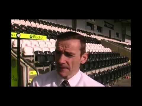 Danny Lennon - Match Reaction - St Mirren v Hibernian - 19/04/2014