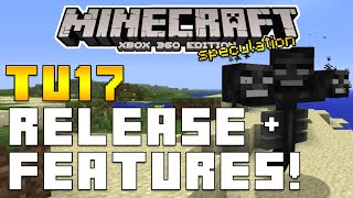Minecraft Xbox 360 & PS3 TITLE UPDATE 17 RELEASE DATE