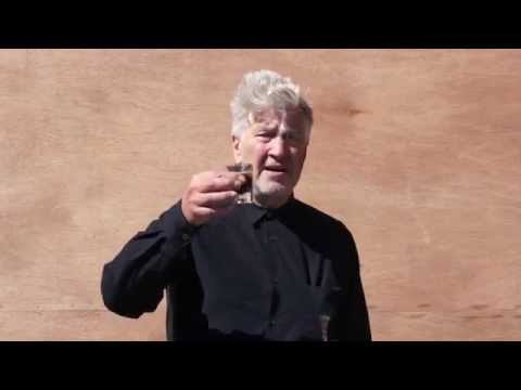 David Lynch - Ice Bucket Challenge for ALS