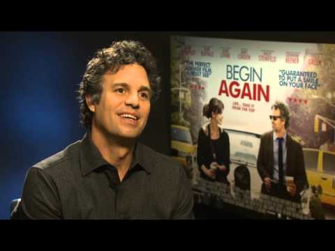 Mark Ruffalo interview: Actor on new film Begin Again, karaoke and songs that get him emotionall