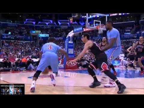 Chris Paul Offense Highlights 2013/2014 Part 2