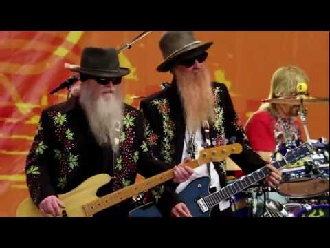 "LIVE!!! ZZ Top   ""Waitin' for the Bus""/Jesus Just Left Chicago "" 2010"