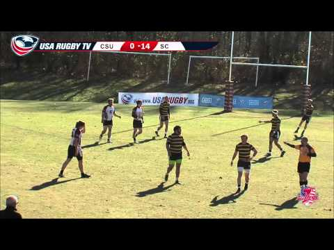 2013 USA Rugby College 7s National Championship: Colorado vs South Carolina