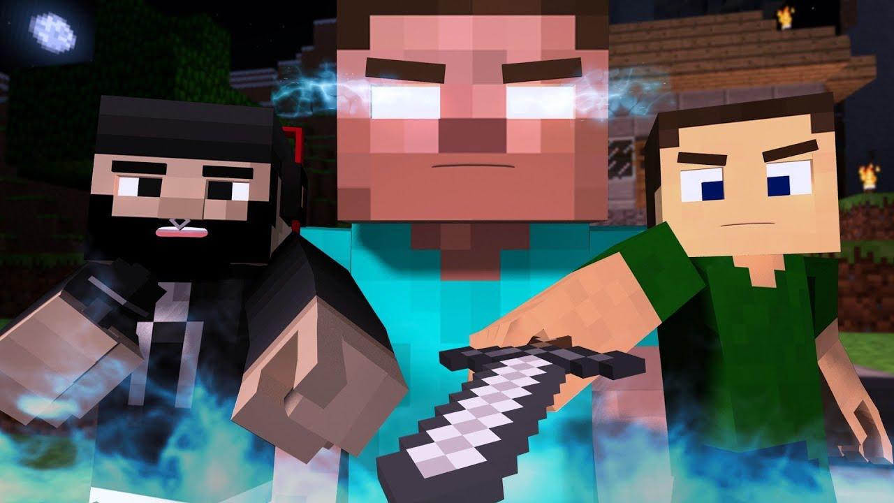 Minecraft song enchanted - e