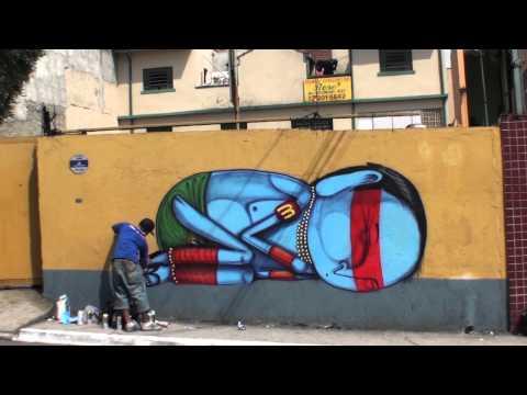 SAMPA GRAFFITI • 12 | Cranio