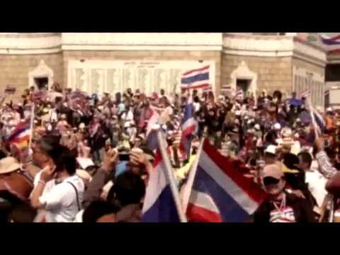 กำนันสุเทพ Thailand Protests  Scenes From Bangkok 2014