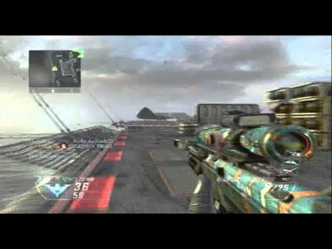 TrickShot Seax Flash -Black Ops2 -Like a hit