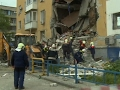 Gas Explosion Rips Through Russian Building