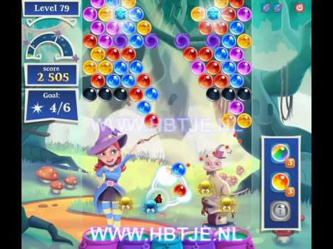 Bubble Witch Saga 2 level 79