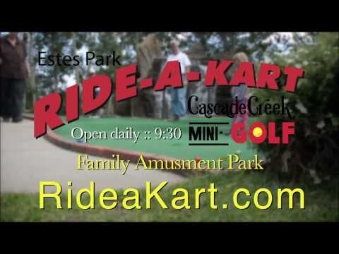 Hình ảnh trong video Ride a Kart - Estes Park, Colorado